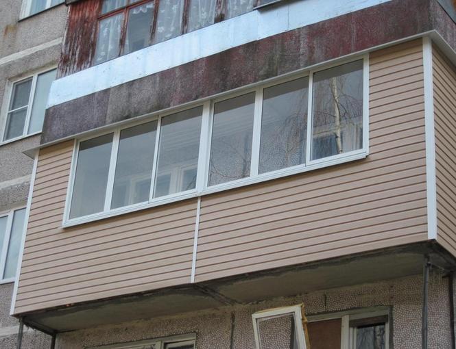 Окна гарант плюс - балконы под ключ.